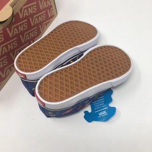 2c6f18de78d2a Vans Shoes - VANS Dinosaur Elastic Lace Shoes Size 7 7.5